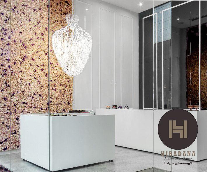 طراحی داخلی کافه گاسیب روم