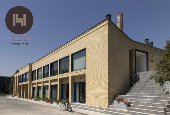 بازسازی ساختمان اداری نیروگاه برق منتظری