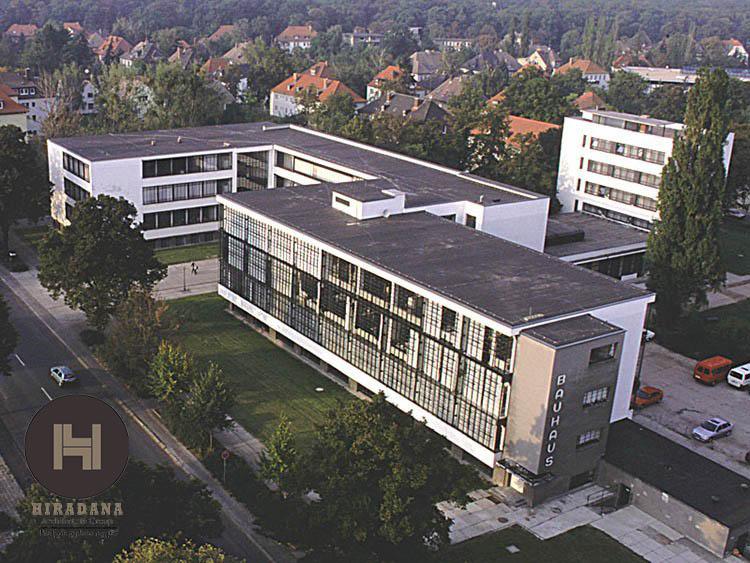 ساختمان باهاوس