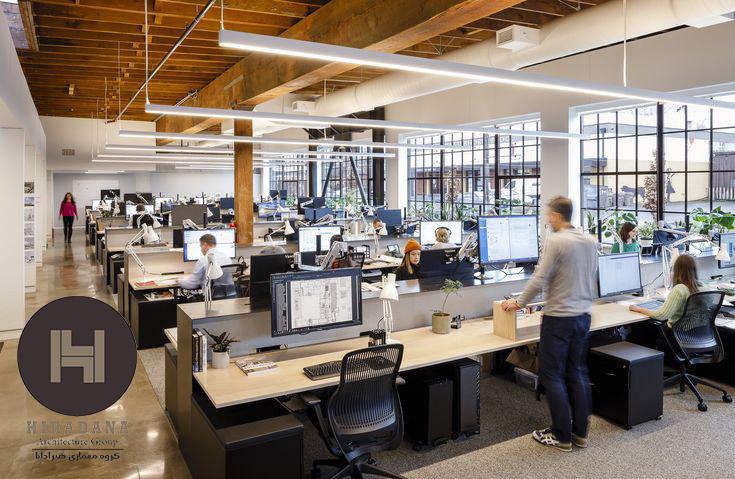 اصول طراحی اداری