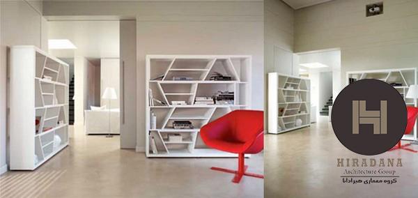 کتابخامه های خلاق و مدرن