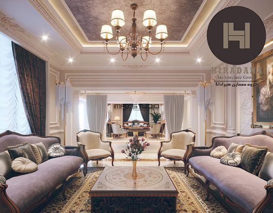سبک کلاسیک در منزل