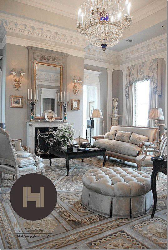 ظراحی داخلی کلاسیک