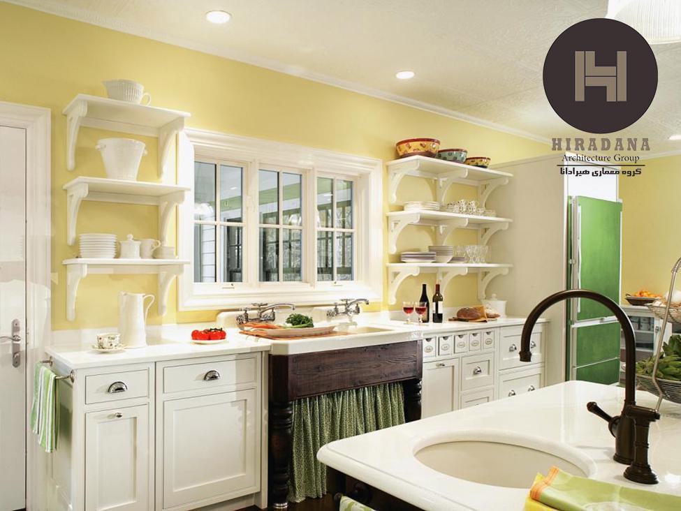 طرح های آشپزخانه قدیمی