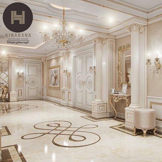 طراحی داخلی یبک کلاسیک