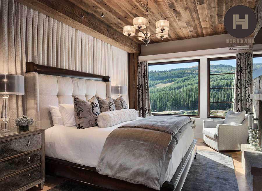 انواع سبک های دکوراسیون داخلی اتاق خواب