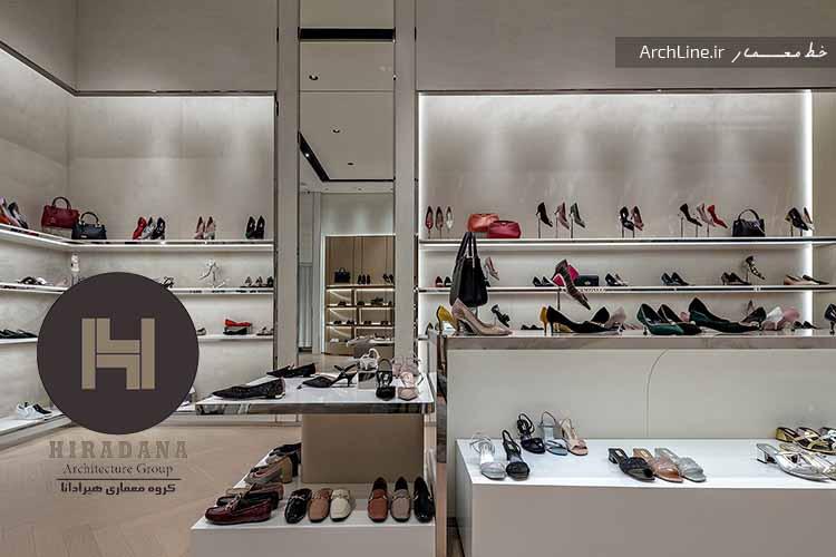 نقش دکوراسیون مغازه در جذب مشتری