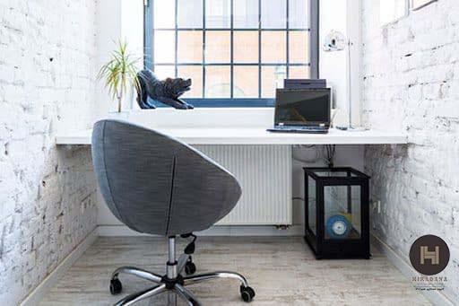 دکوراسیون فضاهای اداری کوچک