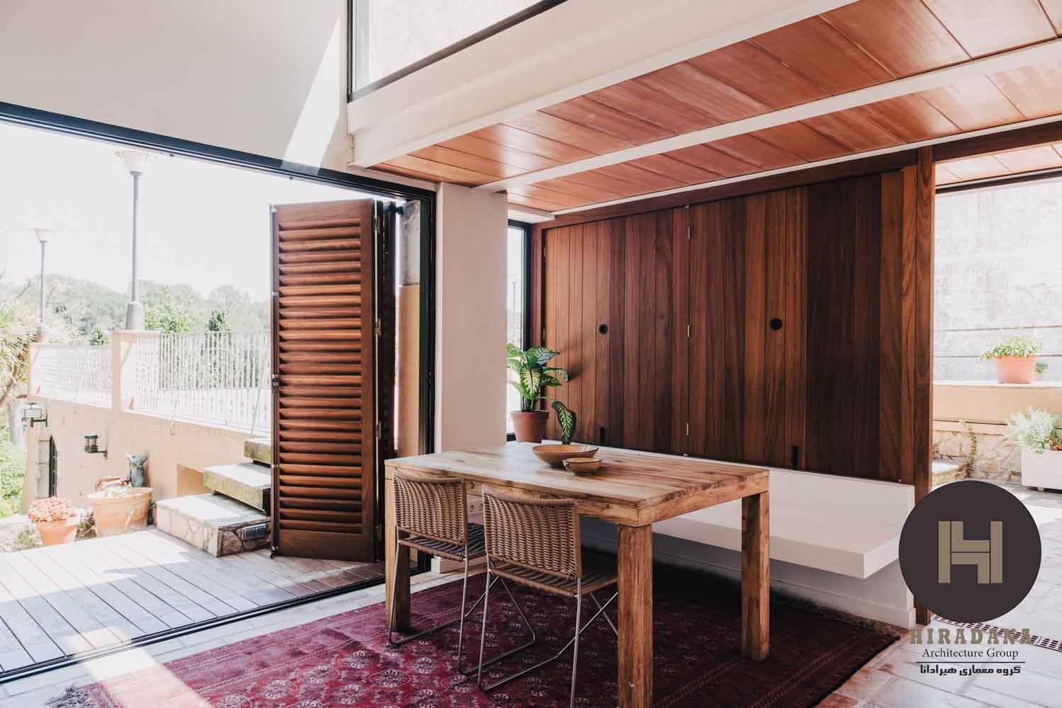 بازسازی ساختمان و خانه های تابستانی