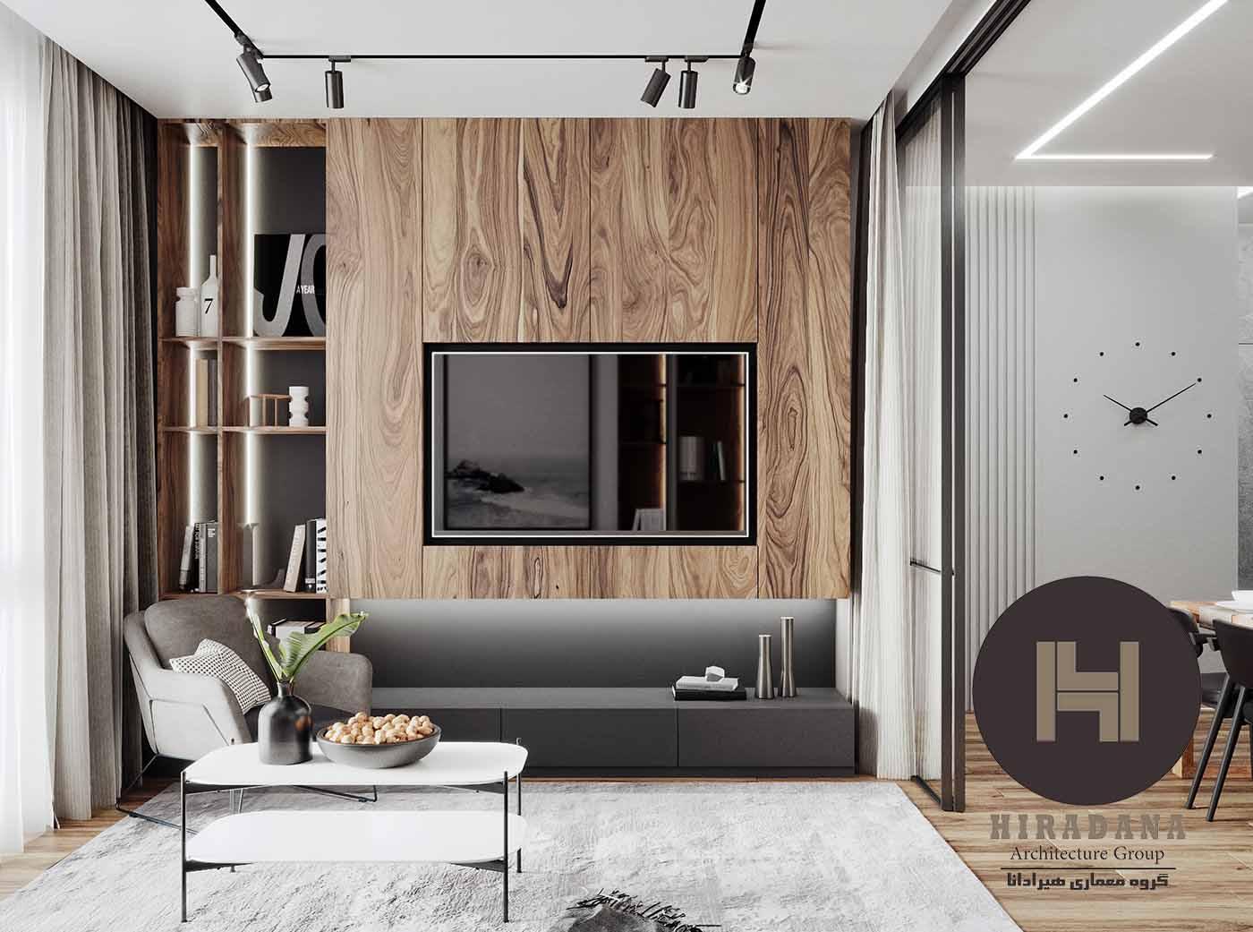 بازسازی منزل و استفاده از پارتیشن های خانگی