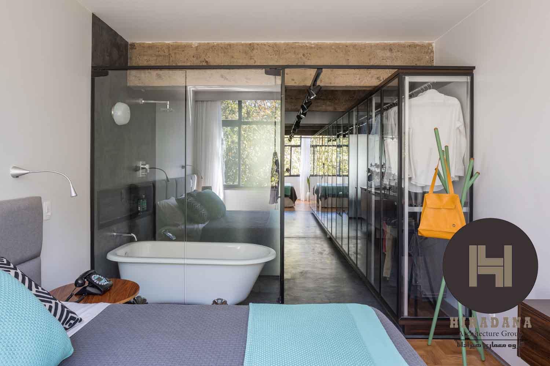 بازسازی منزل و ایجاد حس های متفاوت