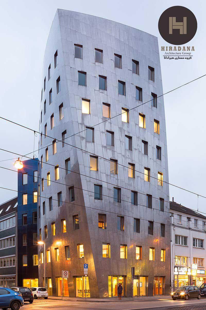 6 ساختمان با معماری نمادین از فرانک گری
