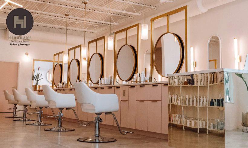 نکات انواع دکوراسیون آرایشگاه