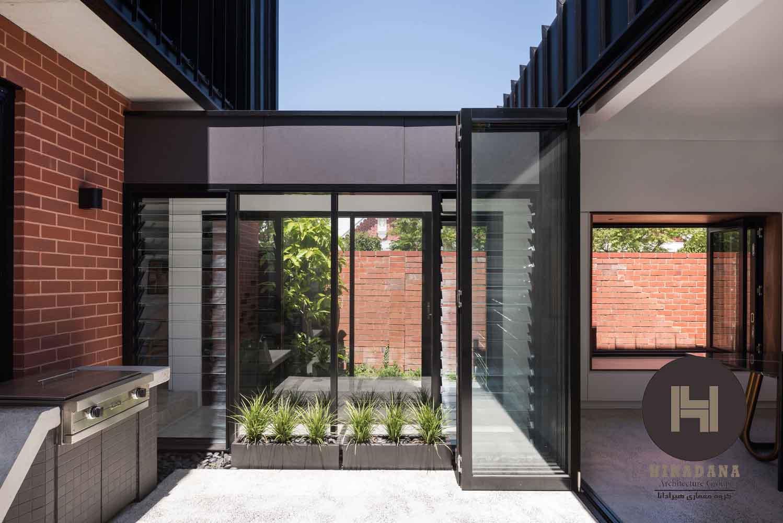 ترکیب مناسب سبک های مدرن و سنتی در بازسازی منزل