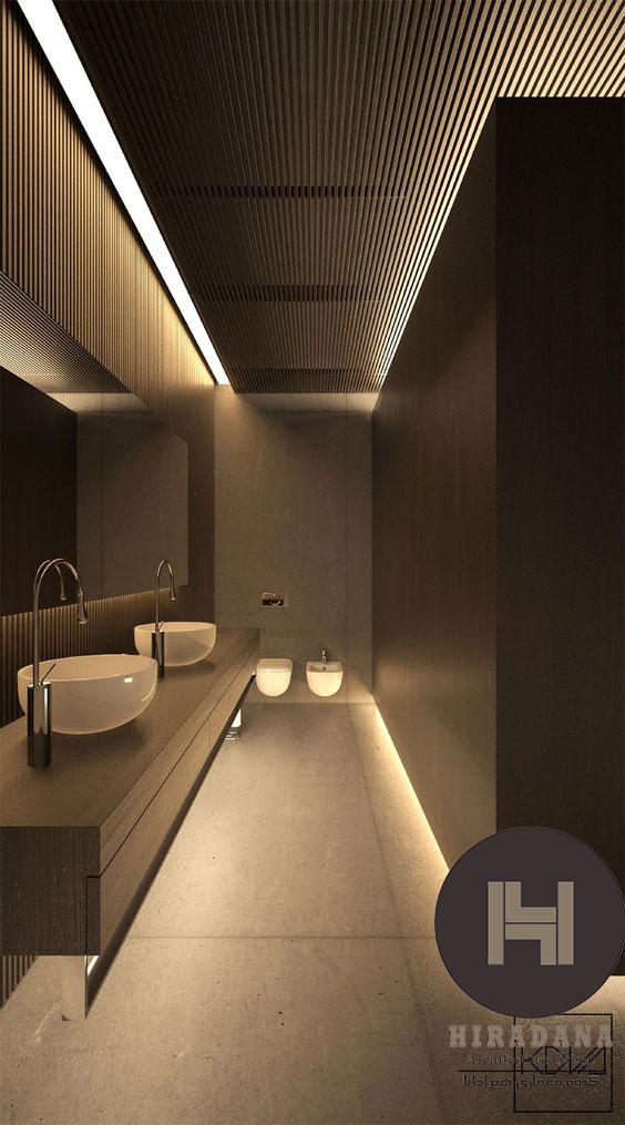 طراحی داخلی سرویس بهداشتی و حمام ها
