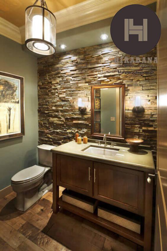 طراحی داخلی سرویس بهداشتی و حمام ها در سال