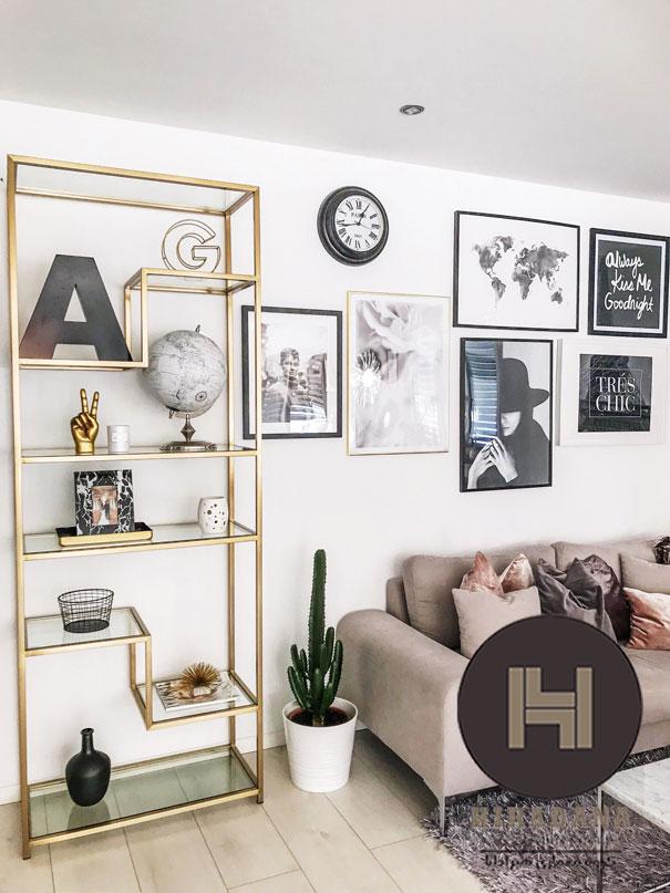 ایجاد گالری در خانه