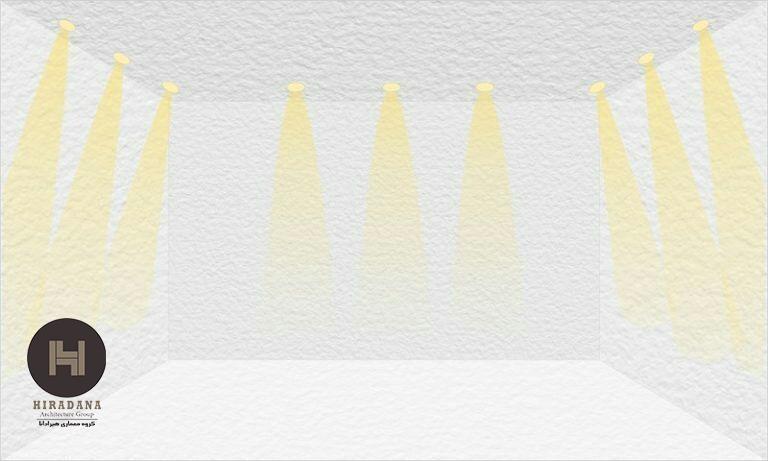 انواع نور پردازی در بازسازی منزل