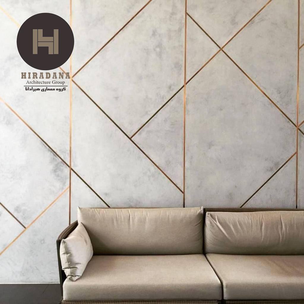طراحی دیوارها در دکوراسیون داخلی