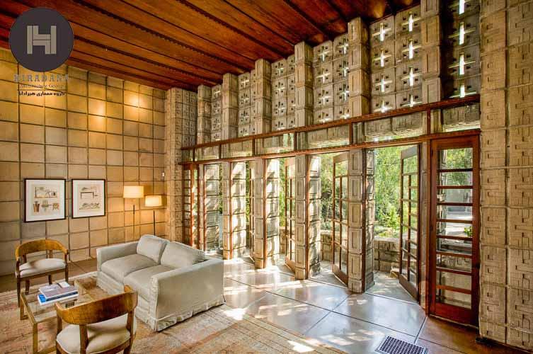 معماری و سبک فرانک لوید رایت