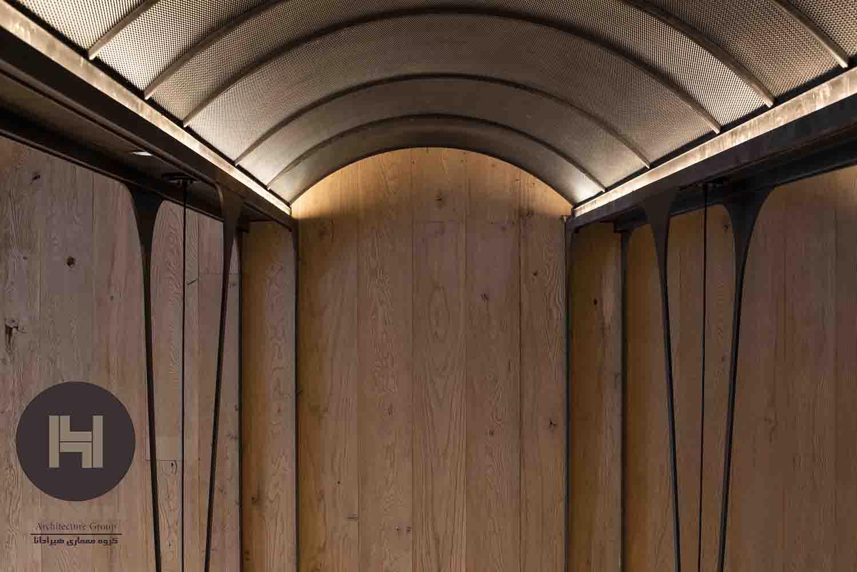 طراحی داخلی و نوآفرینی رستوران
