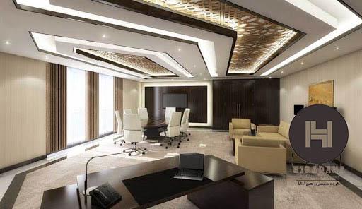 اهمیت طراحی دکوراسیون فضاهای اداری