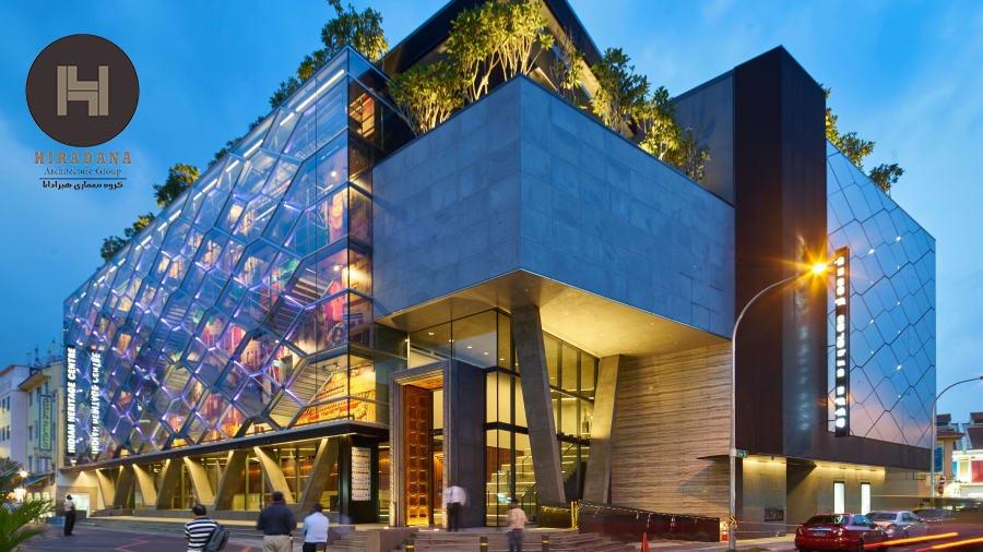 طراحی نما در ساختمان چه اهمیتی دارد؟