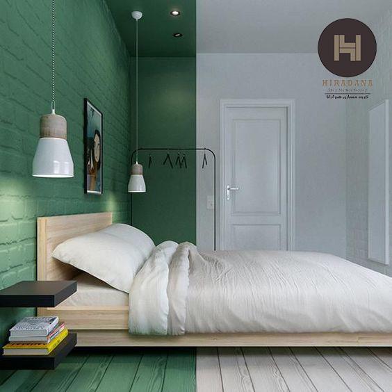 تاثیر رنگ بندی در دکوراسیون اتاق خواب