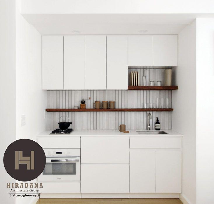 نکات اصلی در طراحی آشپزخانه کوچک