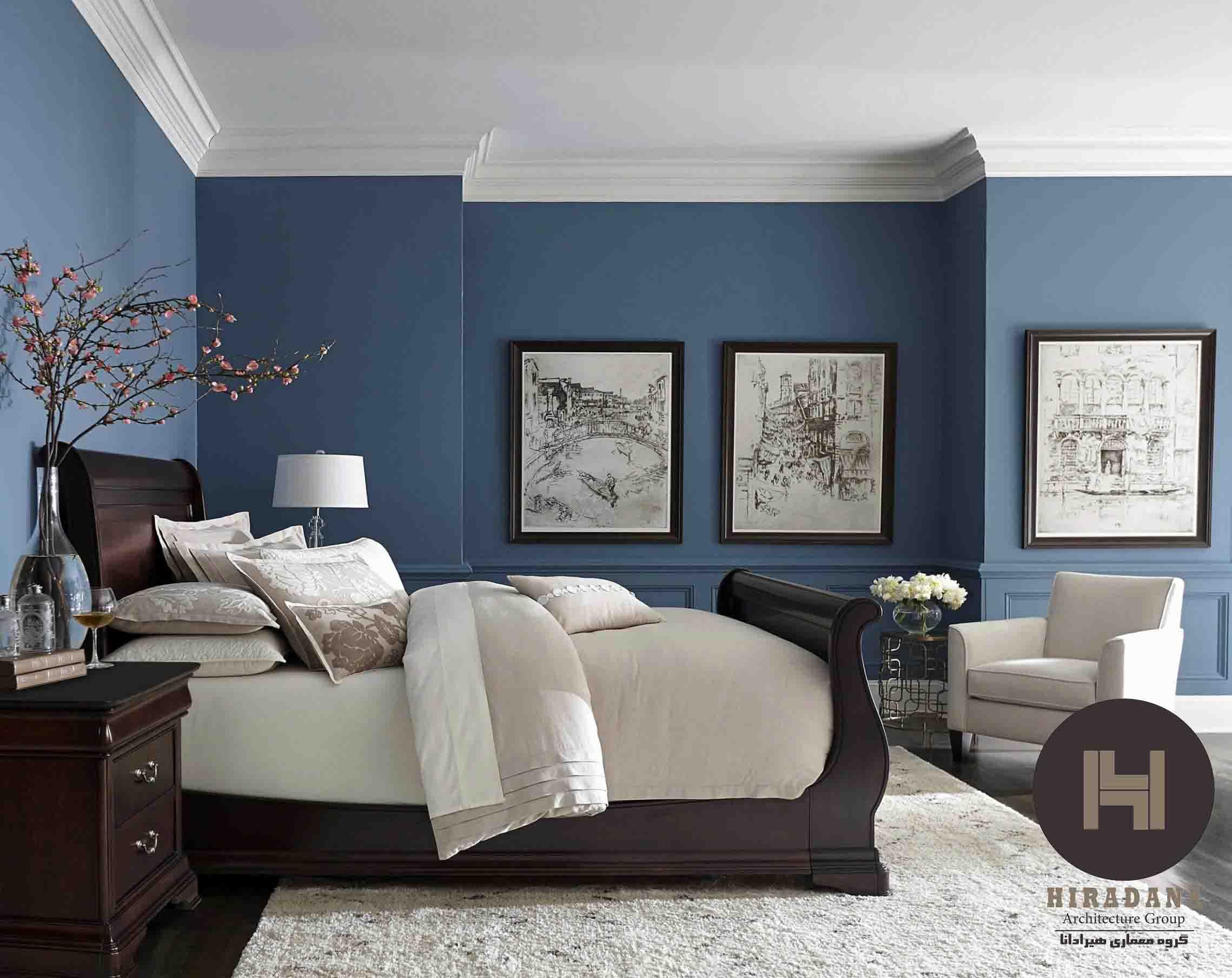 نکات مهم طراحی داخلی اتاق خواب
