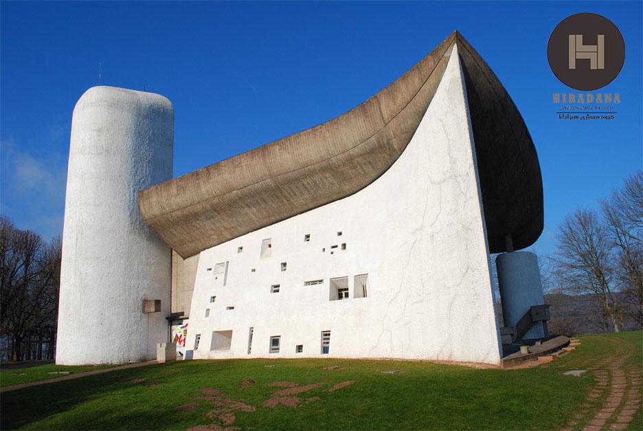 آثار معروف در معماری مدرن متاخر