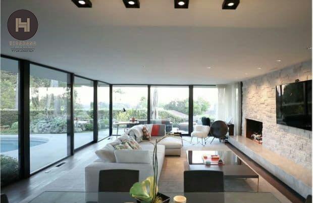 ایلان ماسک و سبک معماری خانه ی او