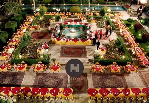 معماری هتل عباسی کهن ترین مهمانسرای جهان