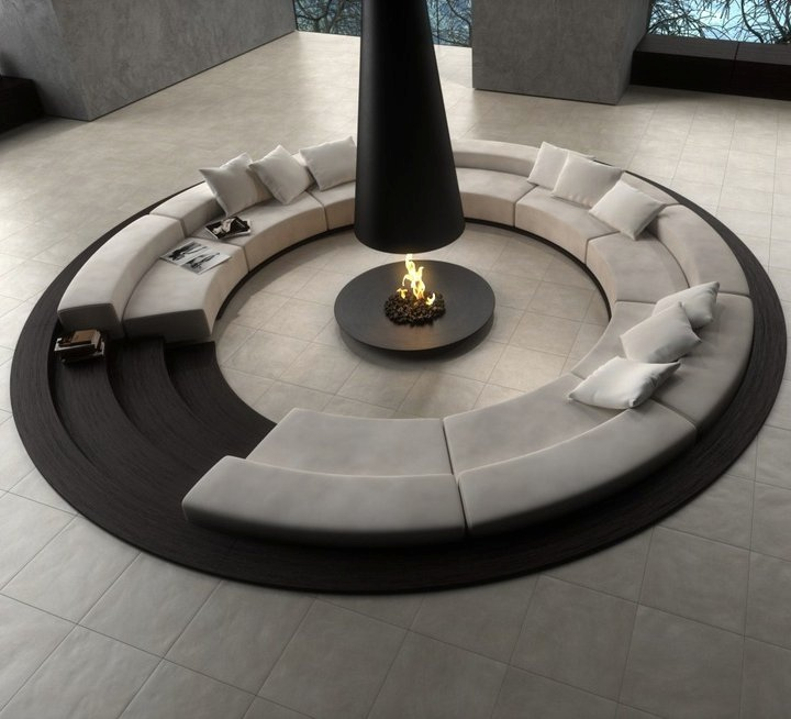 http://hiradana.com/administrator/files/UploadFile/1-Circular-conversation-pit-central-fireplace.jpg
