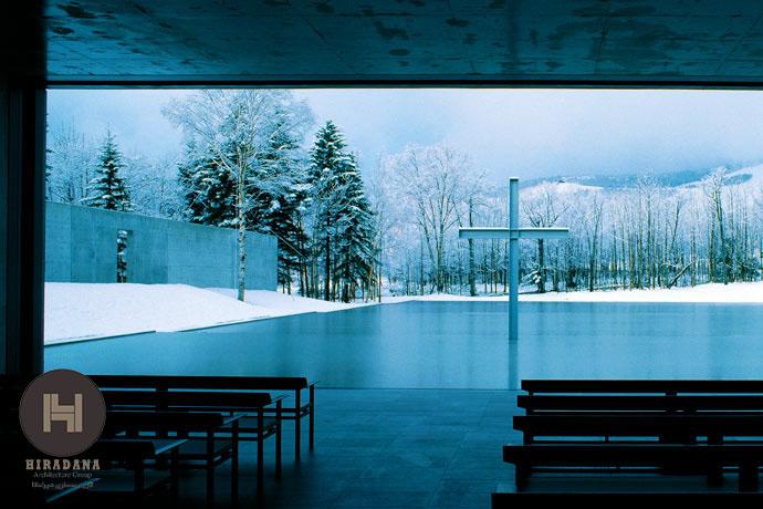 آثار معماری برجسته تادئو آندو