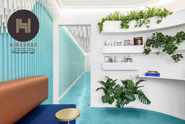 نکات مهم در دکوراسیون داخلی و طراحی مطب