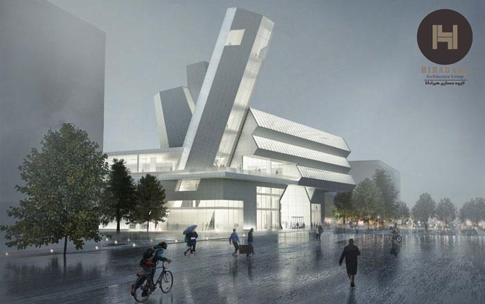چگونه خلاقانه معماری کنیم؟