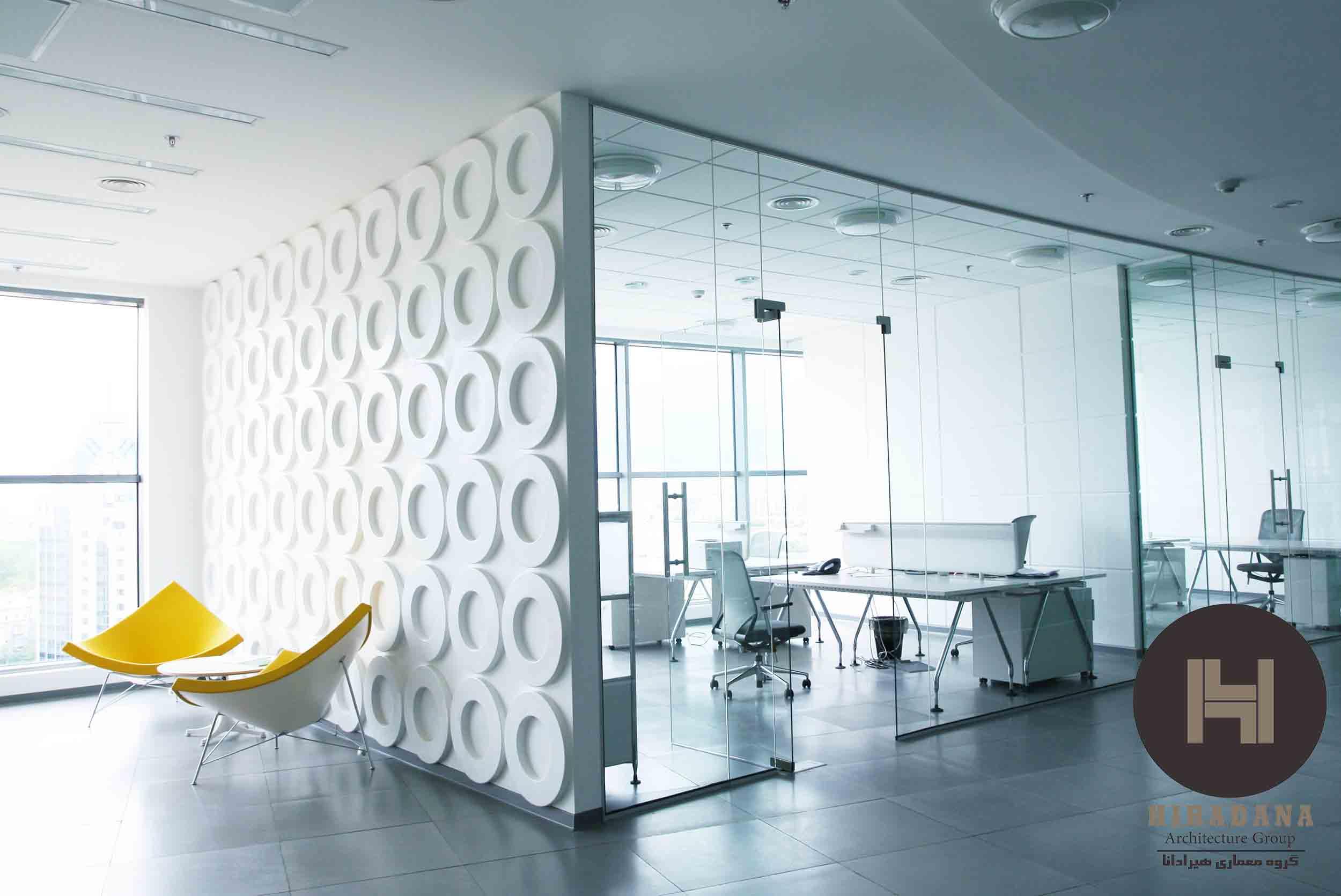 نقش پارتیشن اداری در طراحی دکوراسیون داخلی اداری