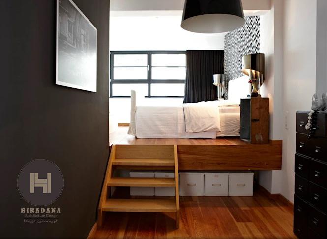 بازسازی ساختمان در فضاهای کوچک و 6 فضای خاص برای ایجاد کمد