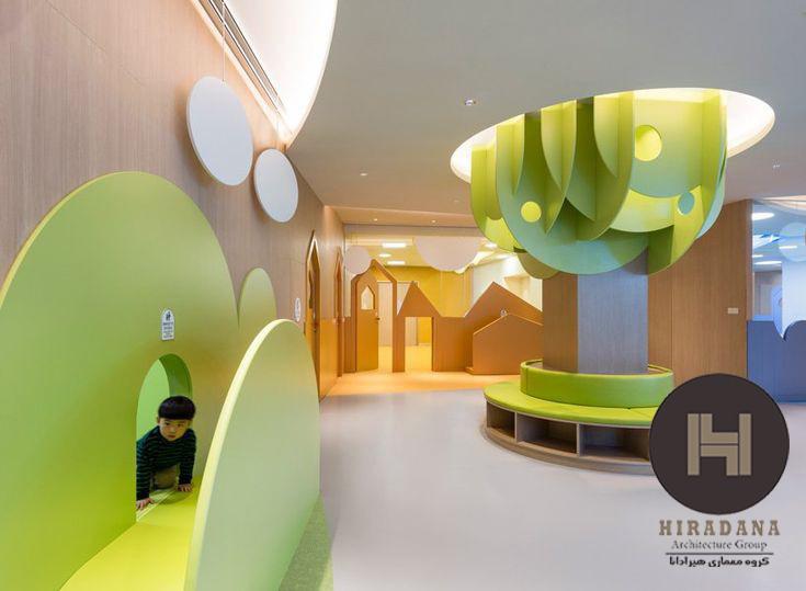 طراحی دکوراسیون داخلی مطب