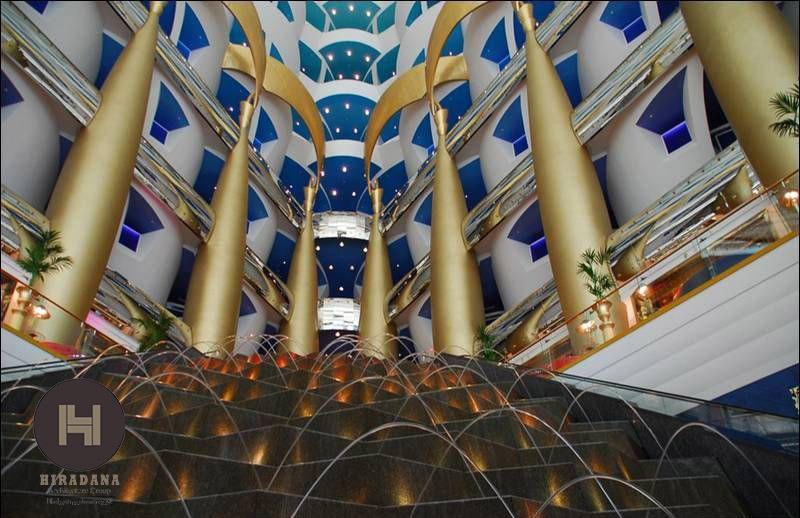 طراحی و دکوراسیون برج خلیفه