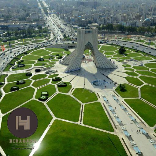 سبک طراحی برج آزادی