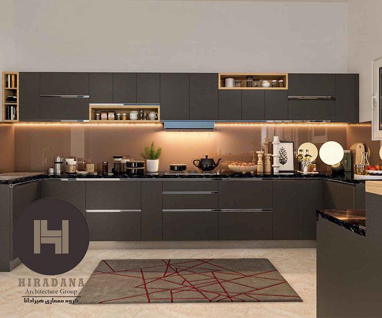 استانداردها و نکات مهم برای طراحی یک آشپزخانه مناسب