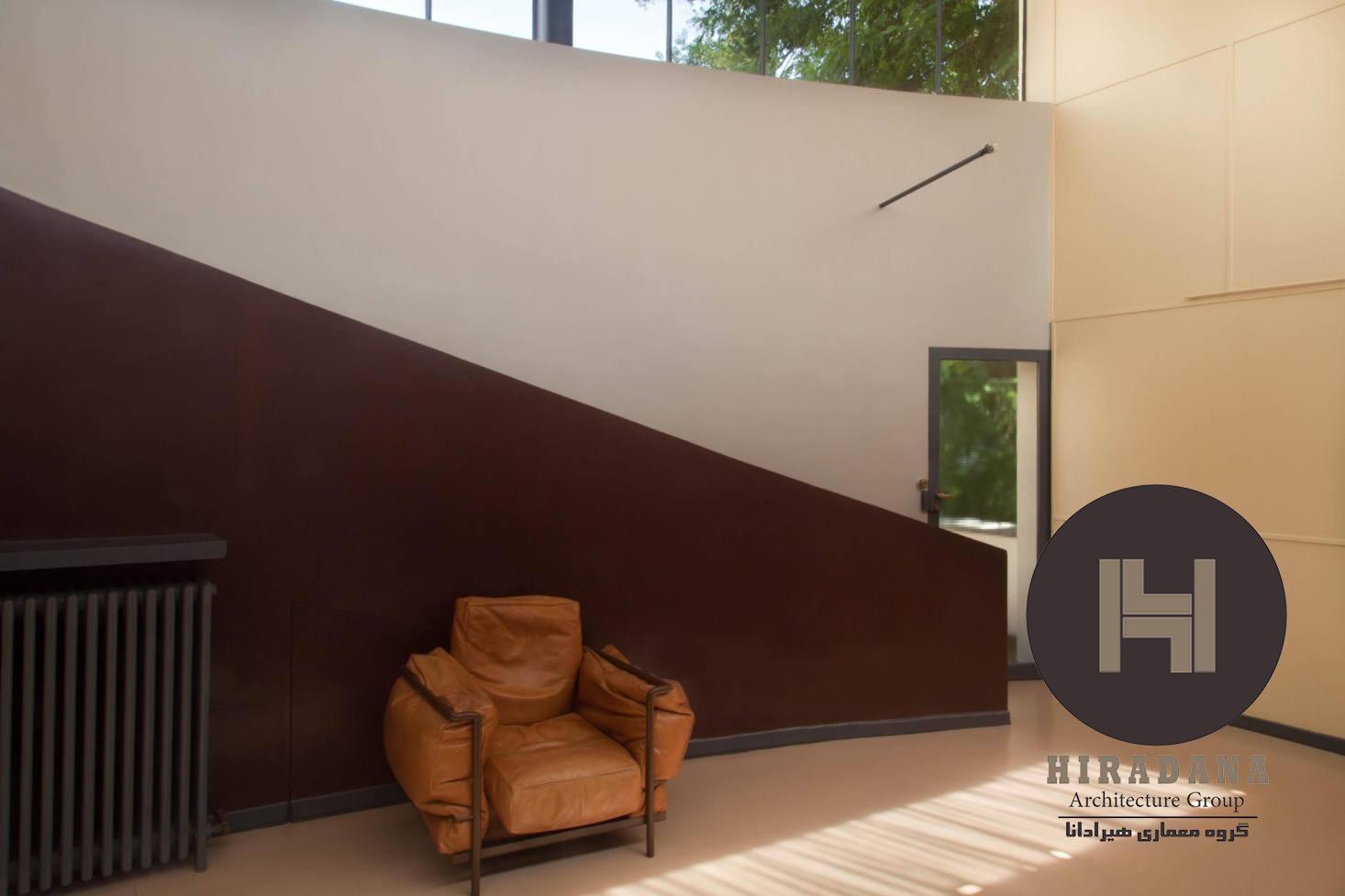۱۲ درس معماری مدرن از لوکوربوزیه