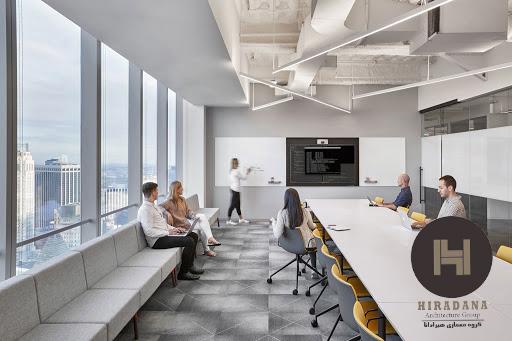 اصل مهم در طراحی دکوراسیون داخلی دفتر کار