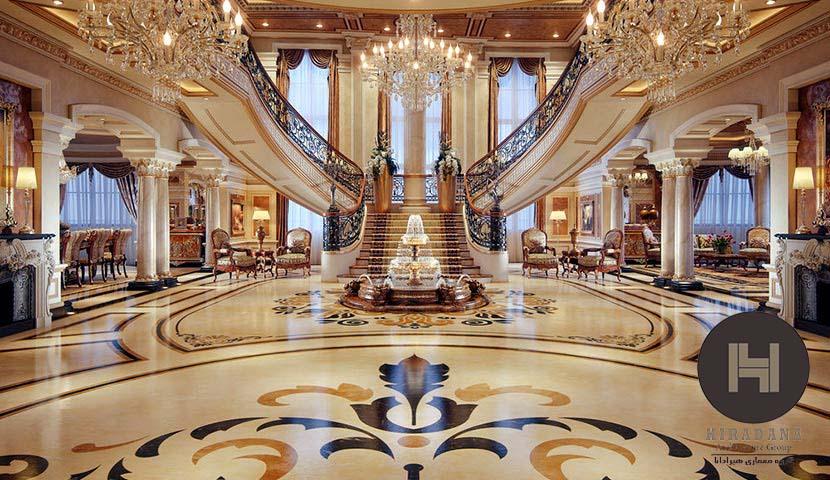 ترفند های بی نظیر در طراحی داخلی کلاسیک