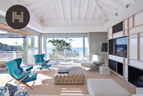 سبک ساحلی در بازسازی ساختمان