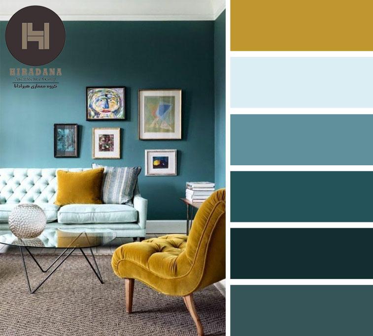 طراحی داخلی مدرن و ایده های جذاب این سبک