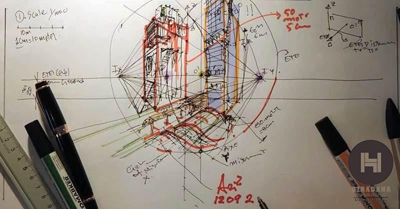 چگونه یک معمار خلاق شویم؟