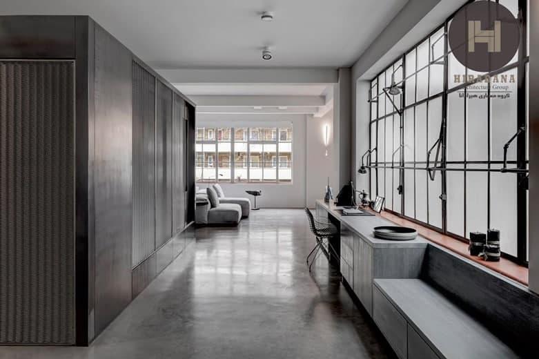 پروژه ی برتر بازسازی مدرن در لندن